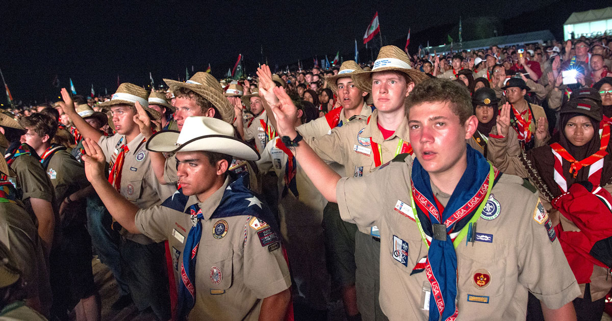 Scouts Down To Nail