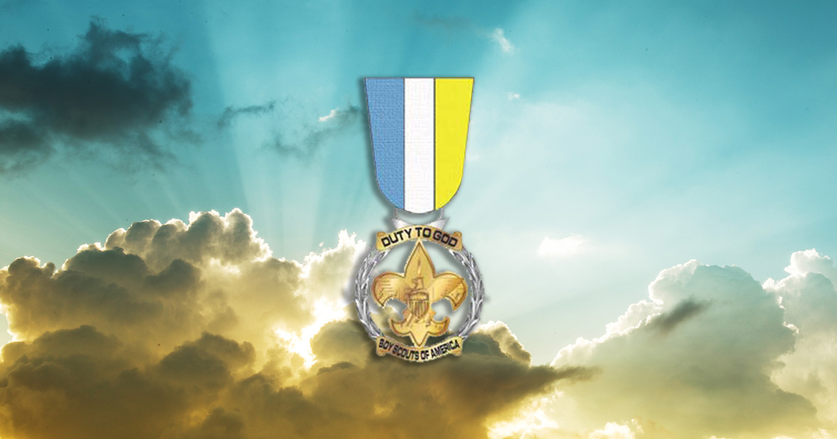 How to nominate someone for the BSA's National Duty to God Award