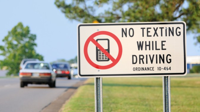 distracted drivers surround you on the road: _ of drivers talk on cell phones.