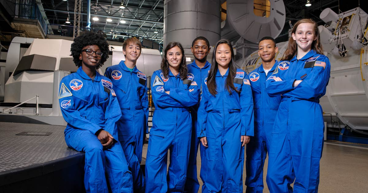 Why 2019 will be the perfect year to visit Space Camp