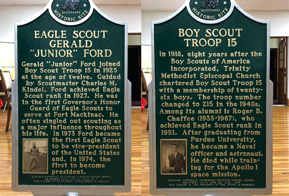 bb53ef0171533 The place where Troop 215 meets is a registered historic site.