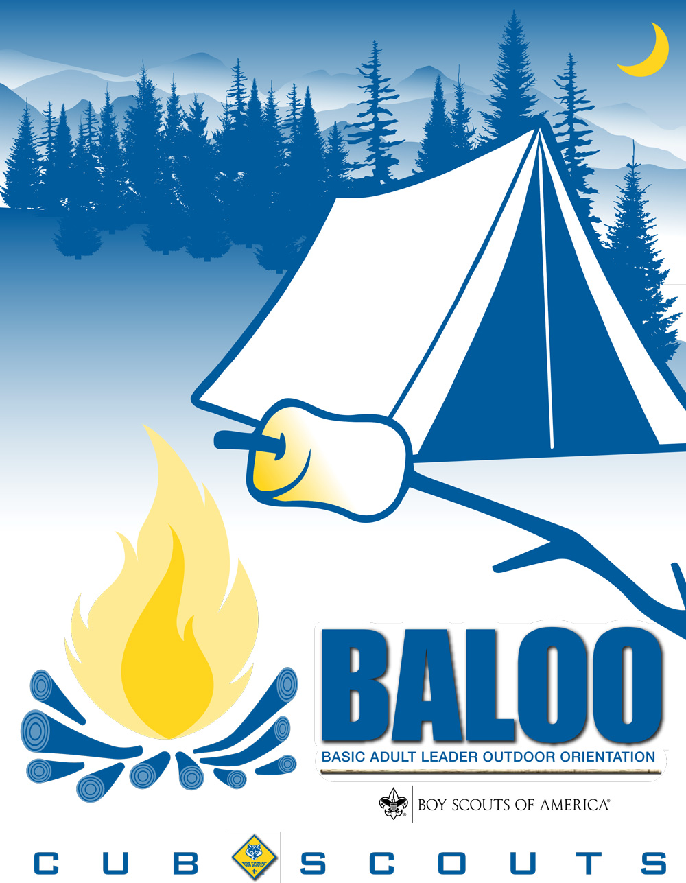 baloo a quick guide to the basic adult leader outdoor orientation rh blog scoutingmagazine org Cub Scout Baloo Training Baloo Training Program