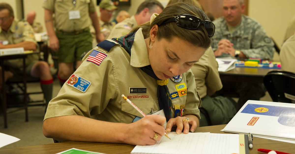 6 can't-miss Philmont Training Center conferences for Scouters who train others