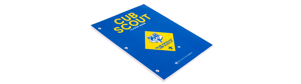Den Leader Guides Cub Scout Leader Book Available In Print And Digital