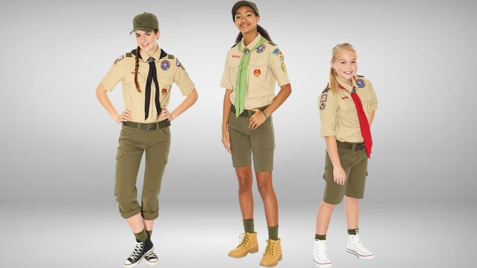 Details on Scouts BSA uniform and handbook availability