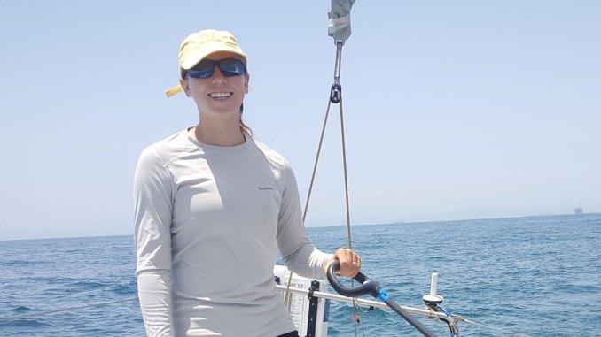 Hannah Carter named 2019-2020 National Sea Scout Boatswain