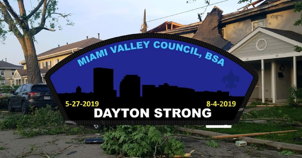 #DaytonStrong: How Scouting healed a community after tornadoes, mass shooting