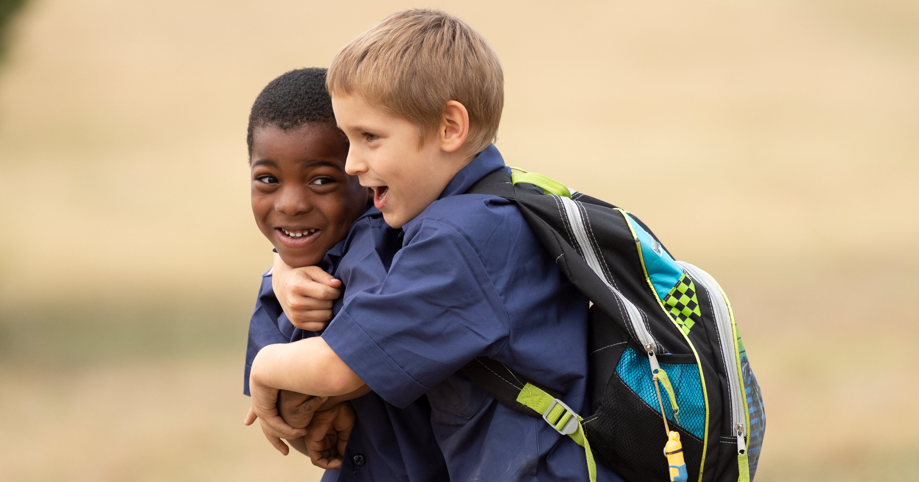 Remind your Scouts to combat bullying by showing kindness to their classmates