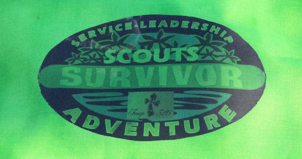 Survivor-esque logo
