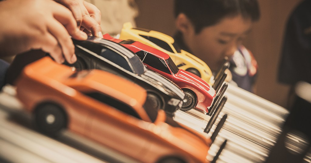 Make sure you have these essentials for your next Pinewood Derby