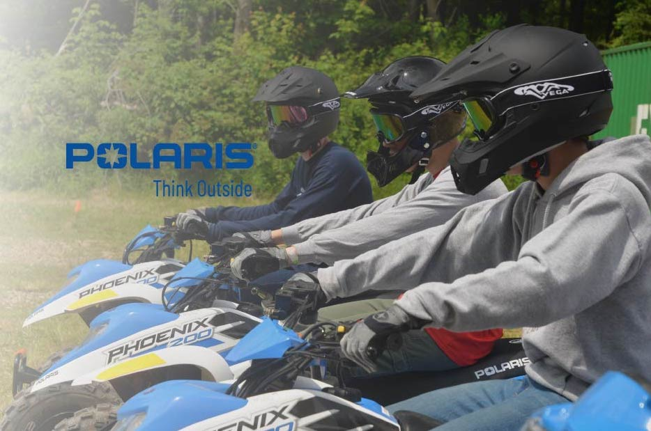 Follow safety rules before gearing up for ATV fun