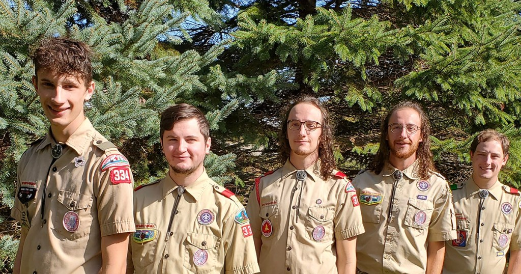 Five brothers from Wisconsin — all Eagle Scouts — share why we still need Scouting