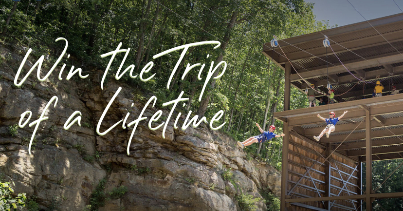 Win a trip to one of BSA's Family Adventure Camps