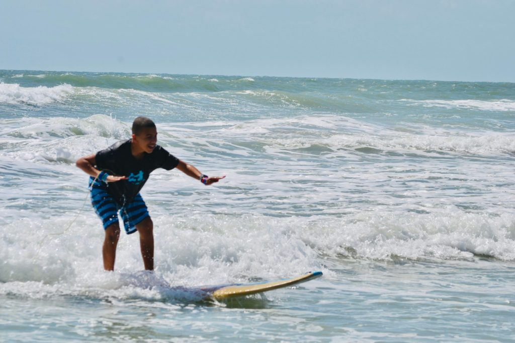 Star Scout from Florida to compete in surfing at 2022 Special Olympics USA Games