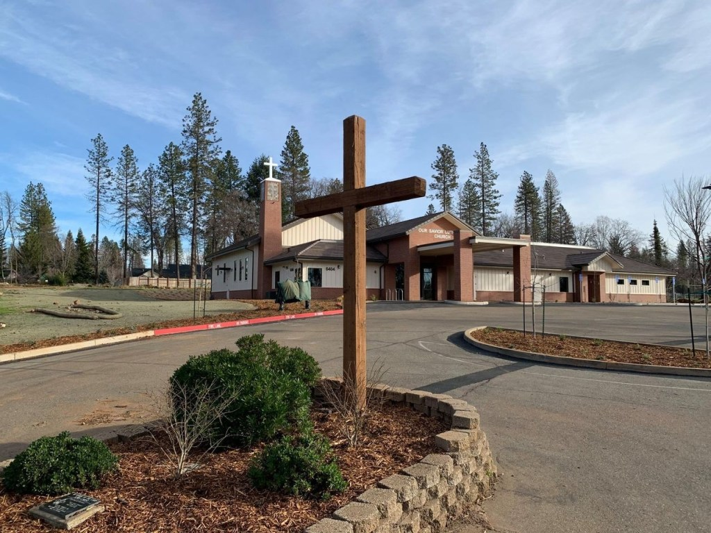 Eagle Scout project still stands after devastating California fire