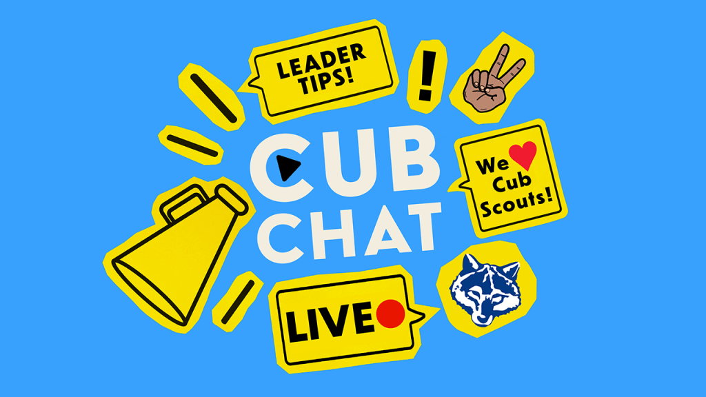 Cub Scout recruiting season is near; #CubChatLive has you covered