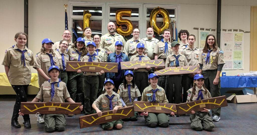 From the Scouting magazine archives: Plan now for a great crossover ceremony
