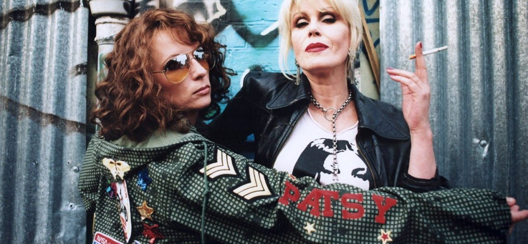 The Absolutely Fabulous movie has a trailer, and you can see it right now!