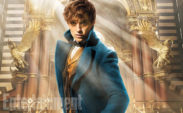 See the first photos from Fantastic Beasts and Where to Find Them.