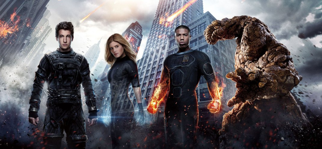 Fantastic Four reboot synopsis revealed