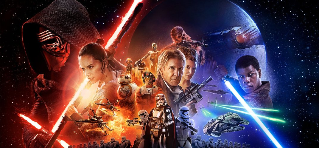 Competition: Win a Star Wars: The Force Awakens IMAX poster