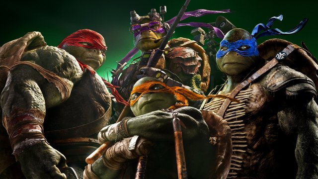 The Teenage Mutant Ninja Turtles are back in the sequel to their 2014 reboot.