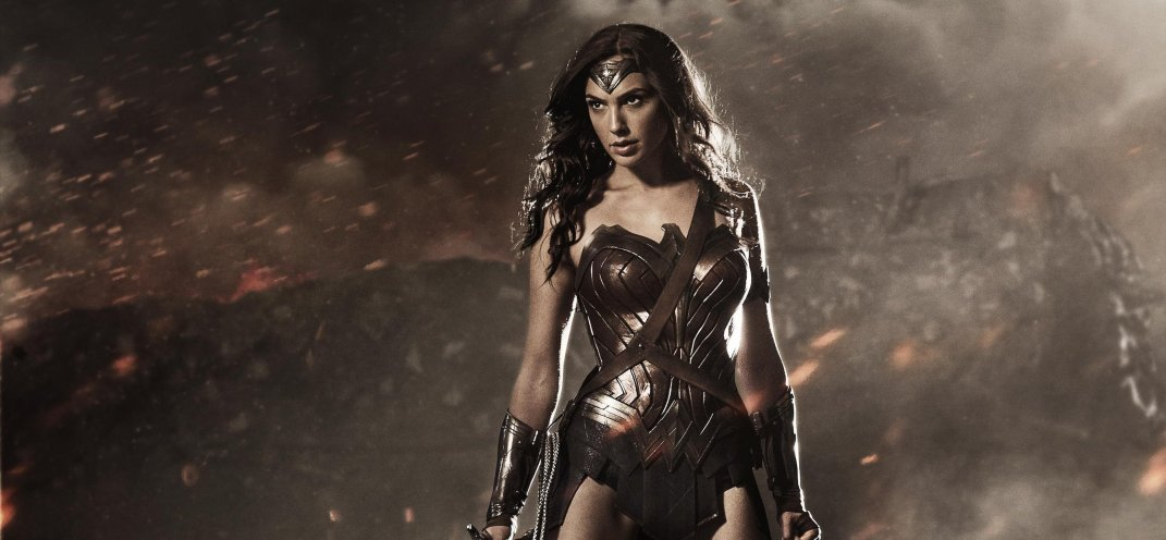 Wonder Woman revealed!