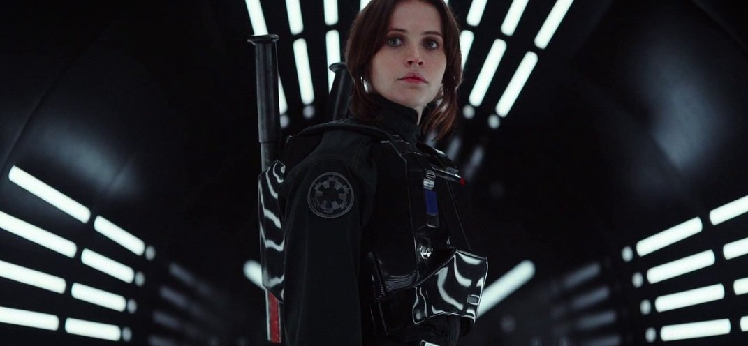 The first Star Wars: Rogue One trailer has arrived