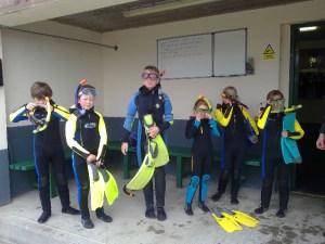 Kids Snorkelling Camp, Monday 12th July