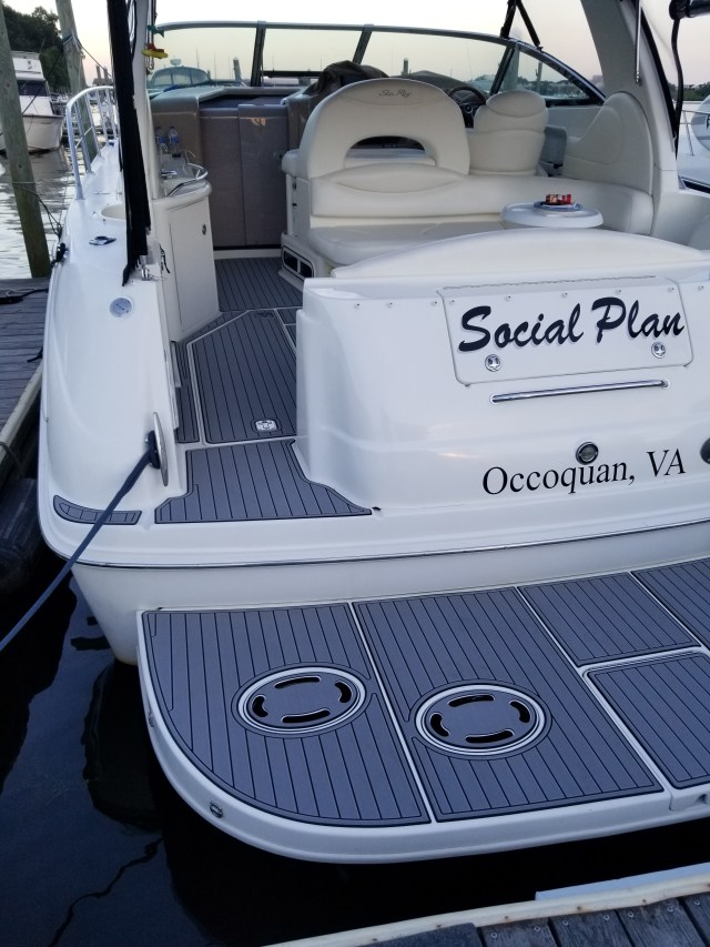 SeaDek Sea Ray 380