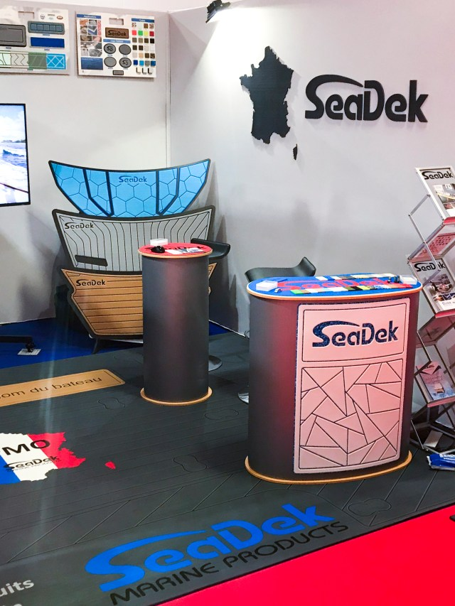 SeaDek Paris Boat Show France