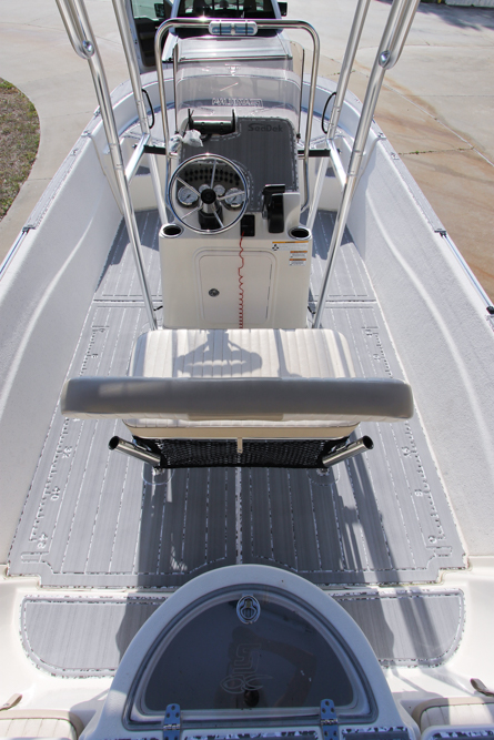 2014 Carolina Skiff DLV 198-11