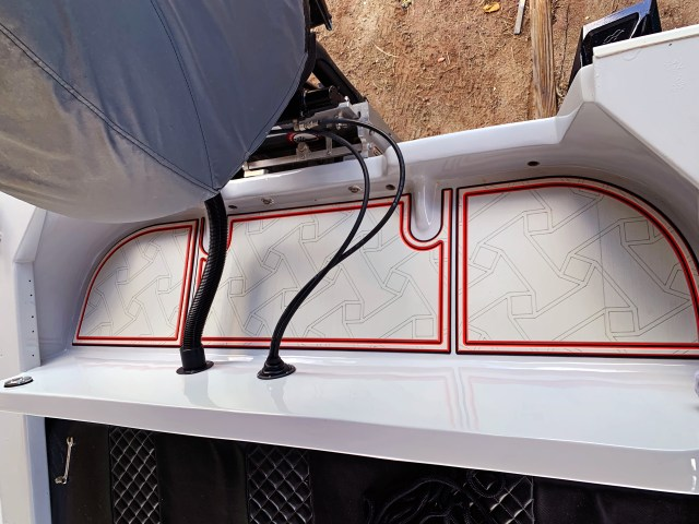 SeaDek Boston Whaler Laser Pattern