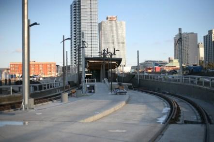 North LRT Tunnel Exploration