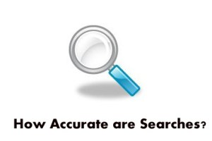 How Accurate are Searches?