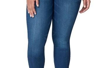 Plus-size Maternity Jeans