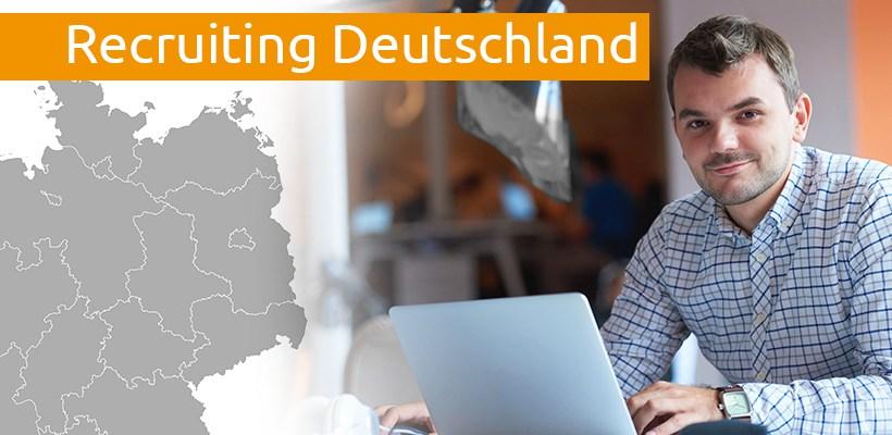 Recruiting Deutschland Bewerberauswahl