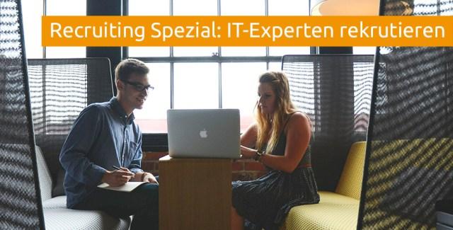IT-Experten rekrutieren