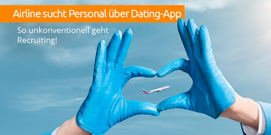 Recruiting Dating App Eurowings