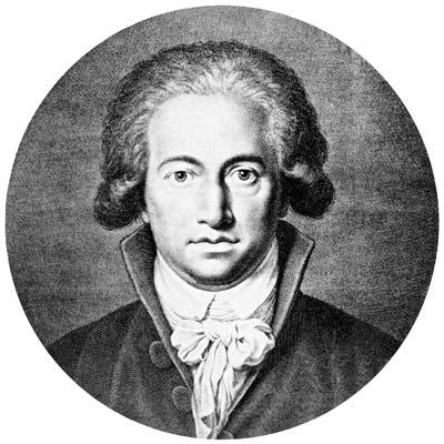 Johann Wolfgang von Goethe über Wandel