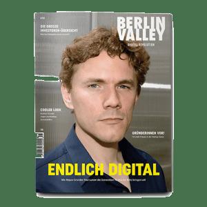 Berlin Valley Magazin Ausgabe Nr 30