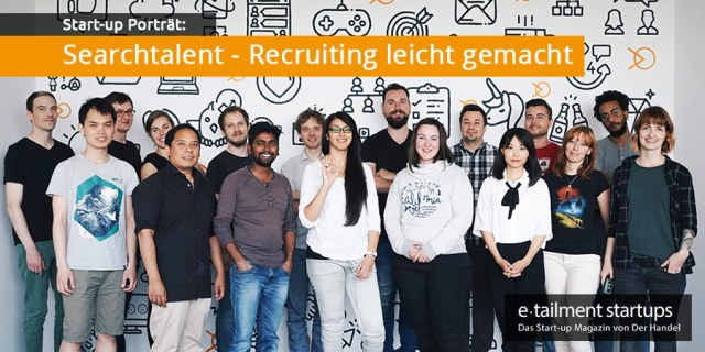 Recruiting Start Up Berlin Porträt