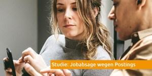 jobabsage-wegen-postings
