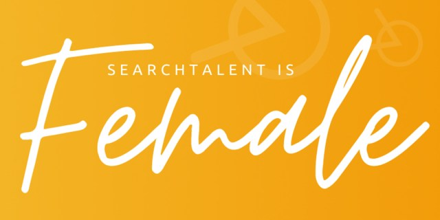 searchtalent-is-female-aktion
