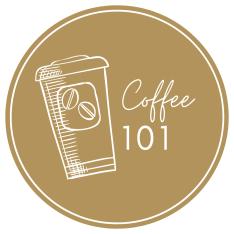 coffee 101 icon