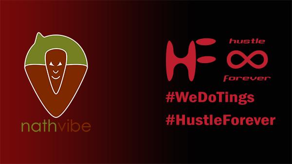 Hustle Forever Wallpaper