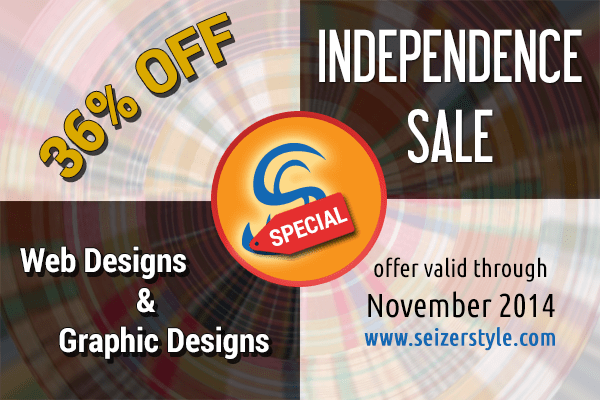 2014 Independence Sale Ad