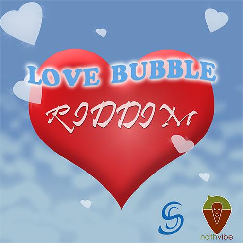 Love Love Bubble Riddim Album Cover