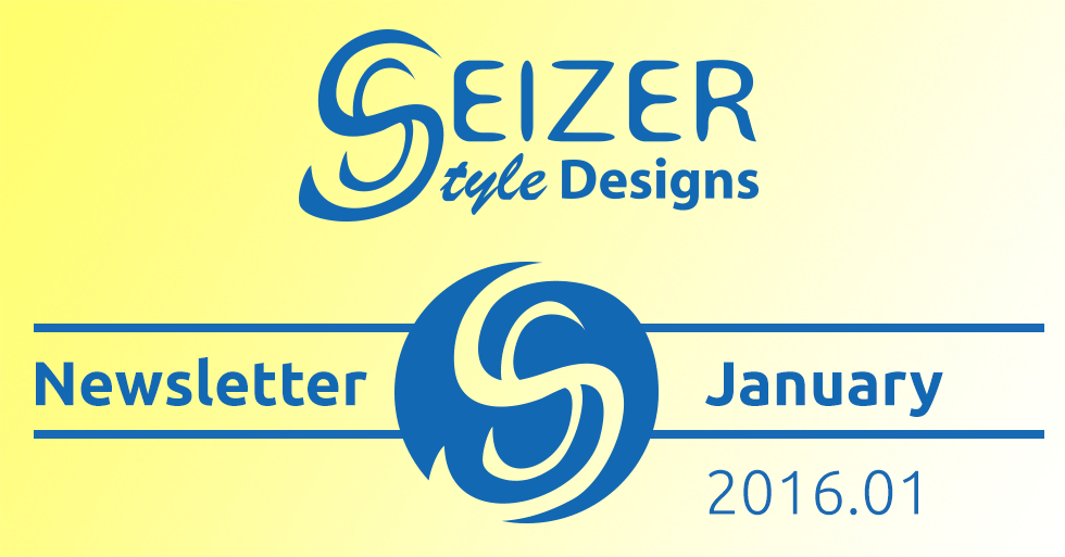 Newsletter for January 2016