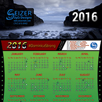 2016 Calendar Collection